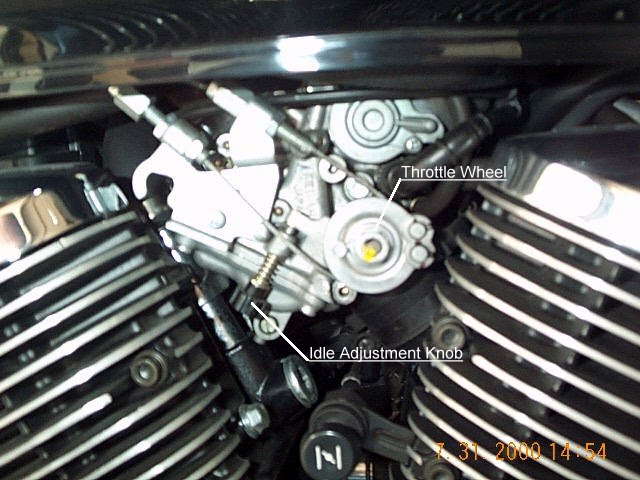 Draining The Carbs Yamaha V Star